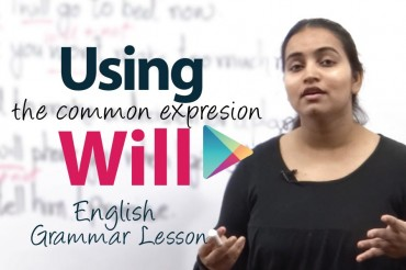 &#8216;Will&#8217; not always used in the future &#8211; Grammar Lesson