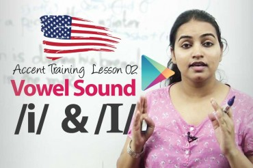 Accent Training Lesson 02 &#8211; /i/ AS IN MEET