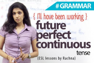 Using the 'future perfect continuous tense' –  I'll have been working