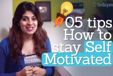 How to stay self-motivated? Personality Development Skills